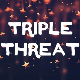 Triple Threat: 6th-10th grade: July 16 – 27 from 1:00 PM – 4:30 PM