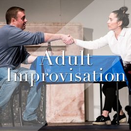 Adult Improvisation: Wednesdays 7-8