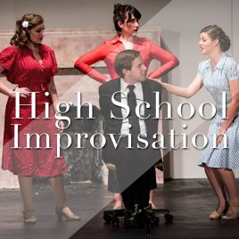 High School Improvisation Thursday 6:00-7:00