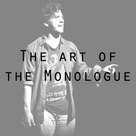 High School–The Art of the Monologue   Thursdays 6:00